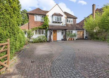 Arbrook Lane, Esher KT10. 6 bed detached house for sale