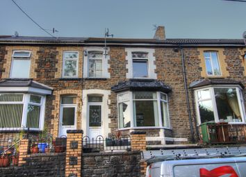 Thumbnail 3 bed terraced house for sale in New Road, Deri, Bargoed