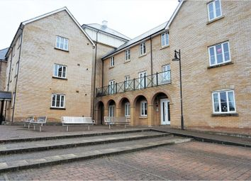 Thumbnail 2 bed flat for sale in Denby Road, Swindon