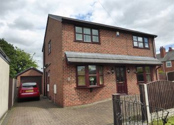 Thumbnail 4 bedroom detached house for sale in St Margarets Avenue, Methley, Leeds