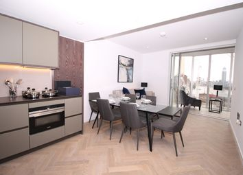Thumbnail 2 bed flat to rent in Fladgate House, Circus Road, Battersea