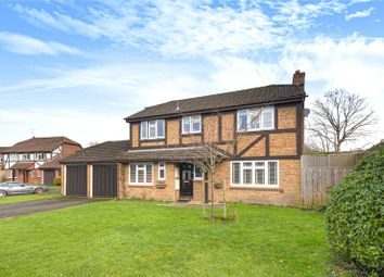 Thumbnail 4 bed detached house for sale in Fir Tree Close, Horton Heath, Eastleigh