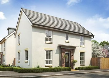 "Thumbnail 3 bed detached house for sale in ""Gleddoch"" at Barochan Road, Houston, Johnstone"