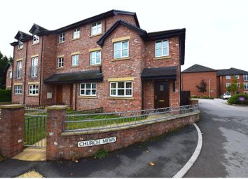 Thumbnail 3 bed mews house for sale in North Street, Crewe