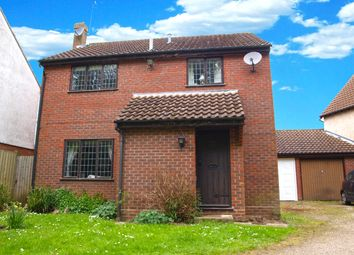 Thumbnail 4 bed detached house for sale in Curlew Close, Kelvedon, Colchester