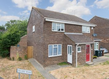 Thumbnail 2 bed semi-detached house to rent in Collard Road, Willesborough, Ashford