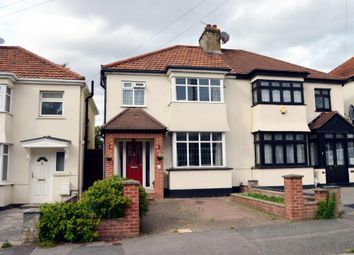 Thumbnail Semi-detached house for sale in Hillcrest Road, Hornchurch