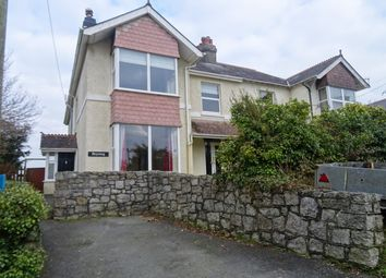 Thumbnail 4 bed semi-detached house to rent in Barras Cross, Liskeard