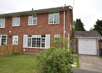 Thumbnail 3 bed semi-detached house to rent in Hilda Gardens, Denmead, Waterlooville
