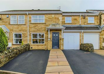 Thumbnail 3 bed mews house for sale in New Taylor Fold, Burnley, Lancashire