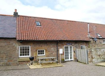 Thumbnail 3 bed terraced house for sale in Ideal Holiday Property/Investment Adderstone, Nr Belford, Northumberland