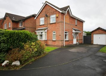 Thumbnail 3 bed detached house for sale in Hollinbrook, Springfield, Wigan