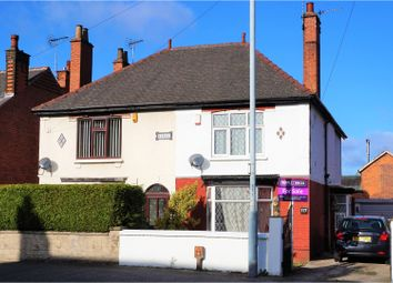 Thumbnail 3 bed semi-detached house for sale in Priestsic Road, Sutton-In-Ashfield