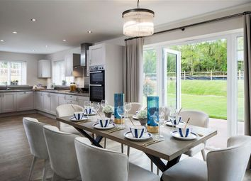 Thumbnail 3 bedroom link-detached house for sale in The Swallows, Scaynes Hill, West Sussex