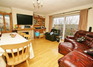 Thumbnail 3 bed flat for sale in Dickens Close, Hayes