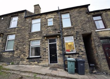 Thumbnail 2 bed terraced house for sale in Mount Pleasant Street, Queensbury, Bradford