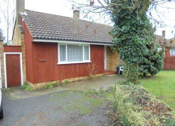 Thumbnail 2 bed bungalow to rent in Main Road, Sellindge