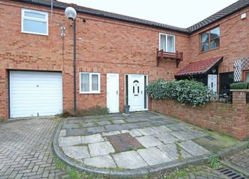 Thumbnail 3 bed terraced house for sale in Coachmaker Court, Neath Hill, Milton Keynes