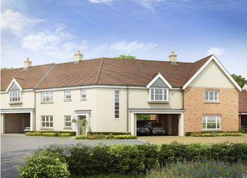 Thumbnail 3 bedroom link-detached house for sale in Long Melford, Sudbury, Suffolk