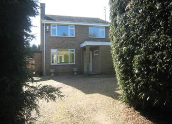 Thumbnail 3 bedroom detached house to rent in Towcester Road, Old Stratford, Milton Keynes