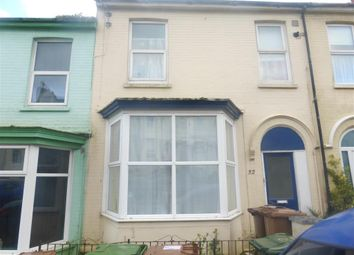 Thumbnail 2 bed maisonette to rent in Elm Road, Mannamead, Plymouth