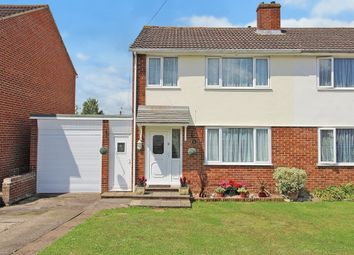 Thumbnail 3 bed semi-detached house for sale in Church Lane, Westbury Leigh, Westbury