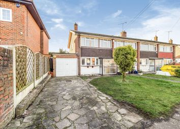 Thumbnail 3 bed semi-detached house for sale in Maypole Drive, Chigwell