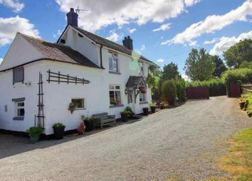 Thumbnail 3 bed detached house for sale in Hollington Lane, Stramshall, Uttoxeter