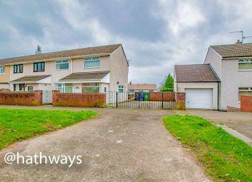 Thumbnail 2 bed terraced house for sale in Brynhyfryd, Croesyceiliog, Cwmbran