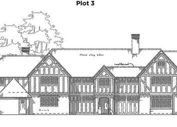Thumbnail Detached house for sale in Church Road, High Beech, Loughton, Essex