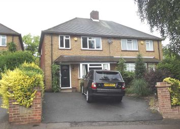 Thumbnail 3 bed semi-detached house to rent in Winterscroft Road, Hoddesdon