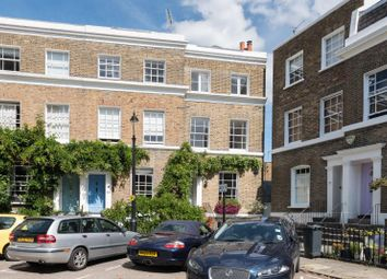Thumbnail 4 bedroom terraced house for sale in Hanover Gardens, Oval, London