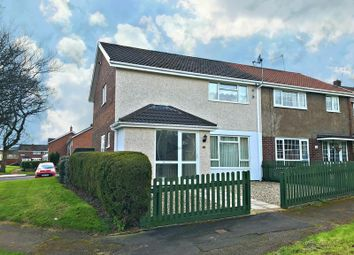Thumbnail 3 bed terraced house to rent in Windsor Road, Fairwater, Cwmbran