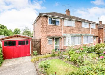 Thumbnail 3 bed semi-detached house for sale in Nelson Avenue, Warwick