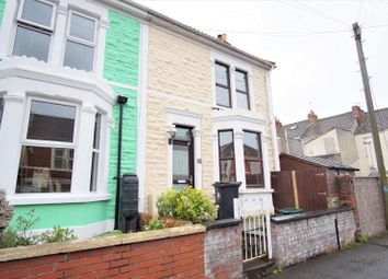 Thumbnail 2 bed terraced house to rent in Highworth Road, St Annes, Bristol