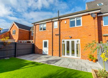 Thumbnail 3 bed terraced house for sale in Becket Grove, Wilford
