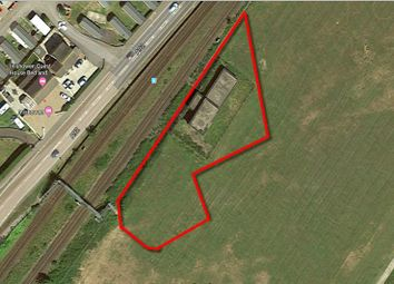 Thumbnail Land for sale in Former Pumping Station, Arbroath DD112Pe