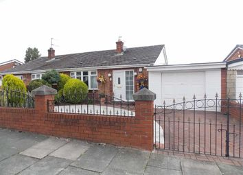 Thumbnail 1 bedroom semi-detached bungalow for sale in Laburnum Crescent, Kirkby, Liverpool