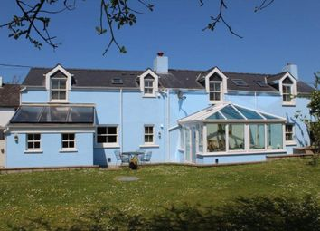 Thumbnail 4 bed detached house for sale in St. Davids Road, Letterston, Haverfordwest