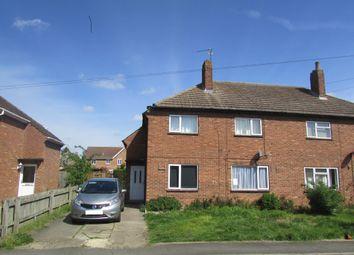 Thumbnail 4 bed semi-detached house for sale in Alderlands Close, Crowland