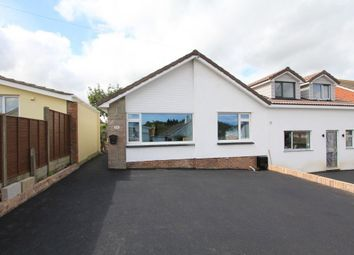 Thumbnail 2 bed semi-detached bungalow for sale in Clarendon Road, Ipplepen, Newton Abbot