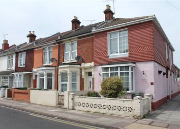 Thumbnail 3 bed end terrace house for sale in New Road East, Portsmouth
