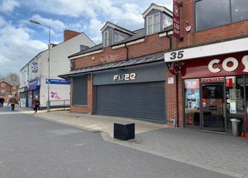 Thumbnail Retail premises to let in 37 & 37A Bell Street, Wigston, Leicestershire