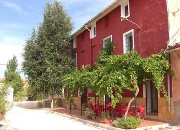 Thumbnail Commercial property for sale in Pinoso, Alicante, Spain