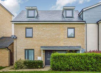 Thumbnail 4 bed semi-detached house for sale in Selkirk Drive, Oakridge Park, Milton Keynes