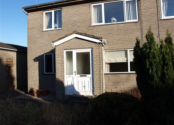 Thumbnail 2 bed flat to rent in Fairfield Close, Carnforth
