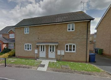 Thumbnail 2 bed flat to rent in Bradley Road, Hinchingbrooke Park, Huntingdon