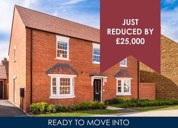 "Thumbnail 5 bedroom detached house for sale in ""Barford"" at Flux Drive, Deddington, Banbury"
