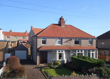 3 bed semi-detached house for sale in Lancaster Road, Morecambe LA4