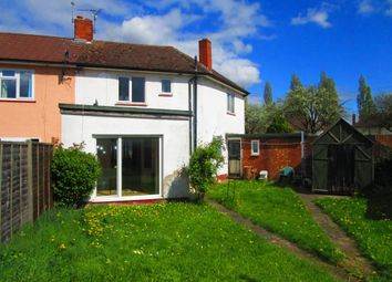 Thumbnail 3 bedroom semi-detached house for sale in Eastern Avenue, Dogsthorpe, Peterborough